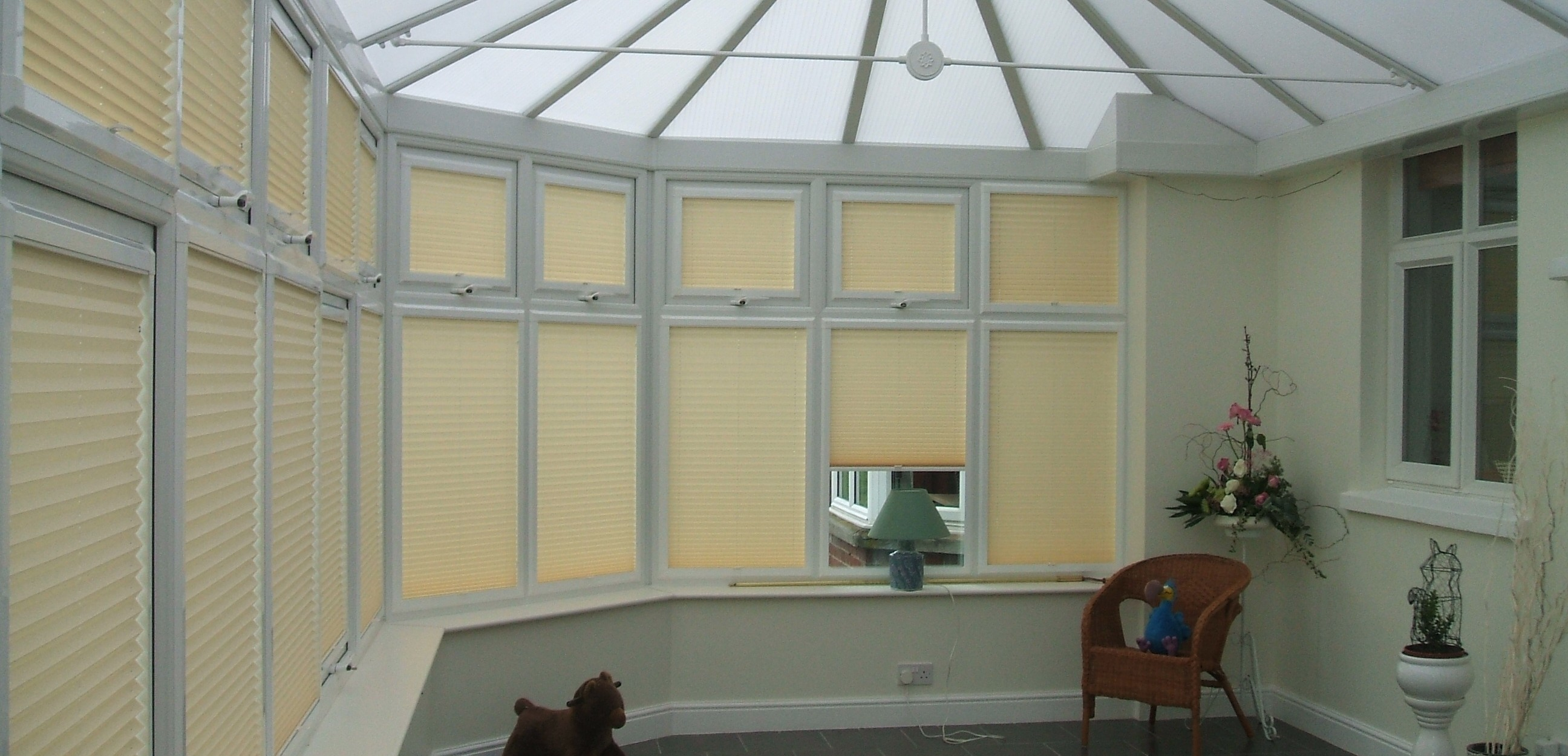 Conservatory Blinds Archives Blind Fitting Expert